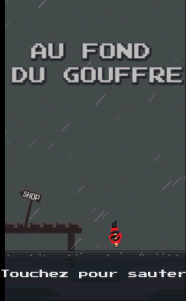 Suicide is apparently the answer in this game.