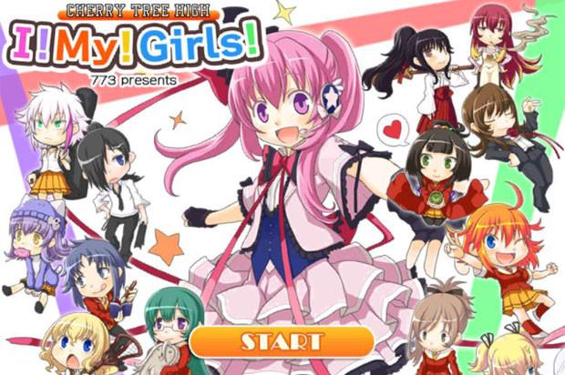 Cherry Tree High I! My! Girls! Review