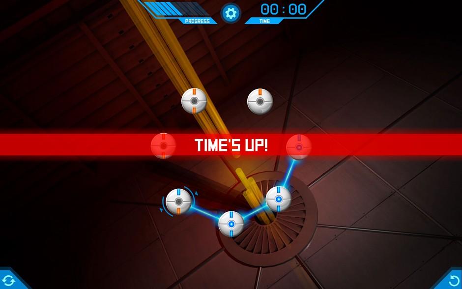 Timed levels have no margin for error.