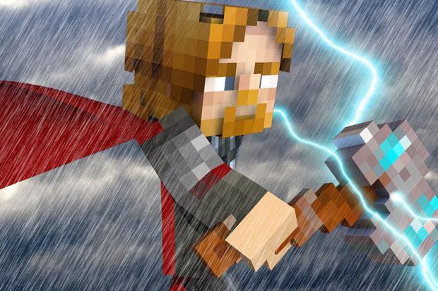 Minecraft Thor