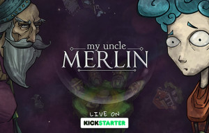 Kickstarter: My Uncle Merlin