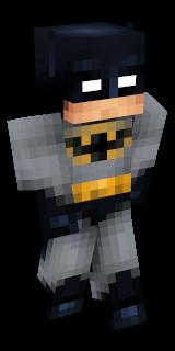 Minecraft Batman
