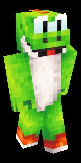 Minecraft Dino