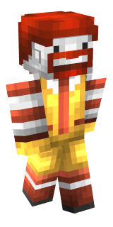 Minecraft Donald
