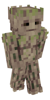 Minecraft Groot
