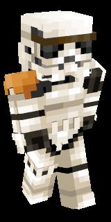 Minecraft Trooper