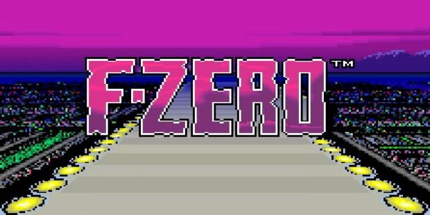 F-Zero Game