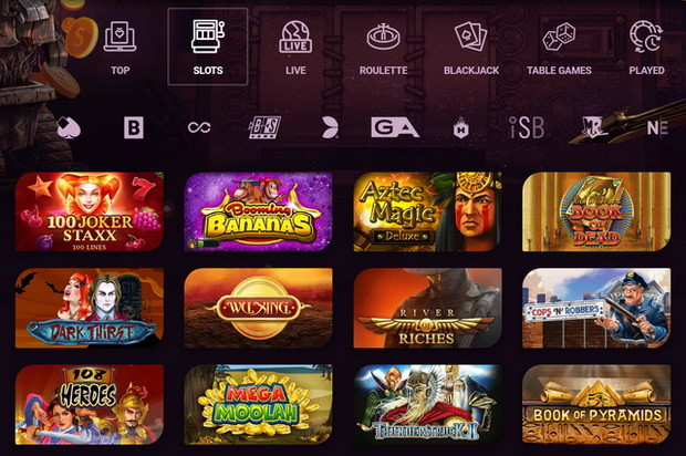 Top 5 online slots for PC with the biggest payouts in 2020