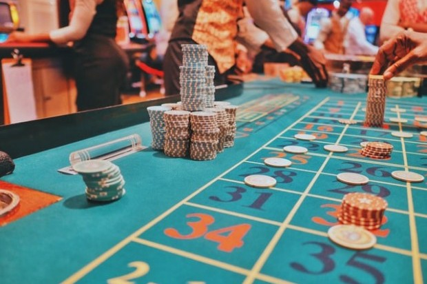 The most popular online gambling entertainment in casinos
